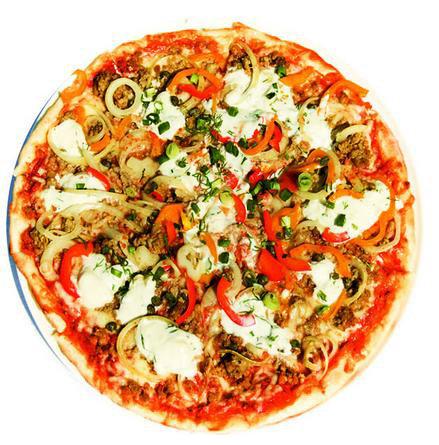 Nr.1_Hot pizza 20cm