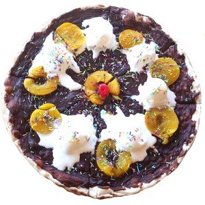 No.23_Ice cream pizza 20cm