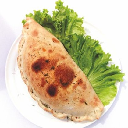 No.12_Folded pizza with chicken 35cm