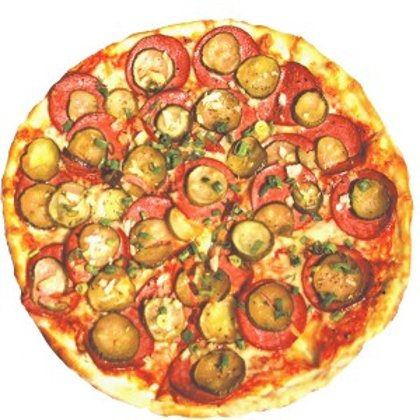 No.2_Traditional pizza 35cm