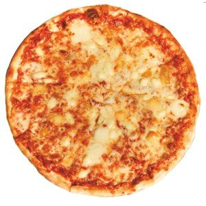No.8_Four cheese pizza 35cm